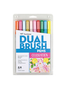 Dual Brush Pens by Tombow