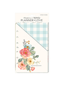 Gingham Gardens Planner Love Pocket Dividers