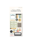 Gingham Gardens Planner Love Sticker Sheets