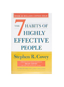 The 7 Habits of Highly Effective People 30th Anniversary Hardcover