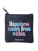 Mini Pouch - Happiness from Within