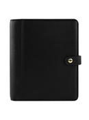 A Beautiful Life Simulated Leather Snap Binder