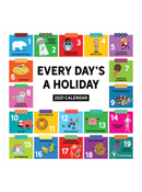 2021 Every Day's A Holiday Mini Calendar
