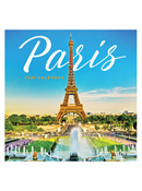 2021 Paris Wall Calendar