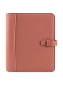 Sierra Simulated Leather Strap Binder