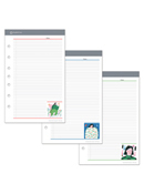 Notepad Her Point Of View 3 Pack - Livia