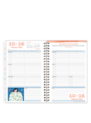 Her Point of View Weekly Wire-bound Planner