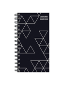 July 2021 - June 2022 Small Daily Weekly Monthly Planner