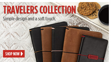 Shop Travelers Collection