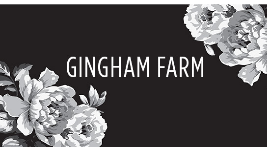 Gingham Farm Collection