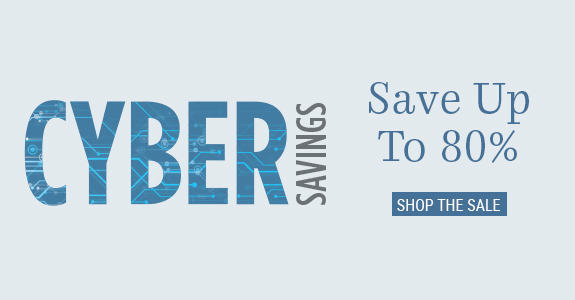 Cyber Savings - Save up to 80 Percent