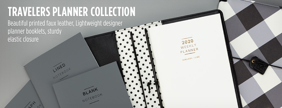 Travelers Planner Collection